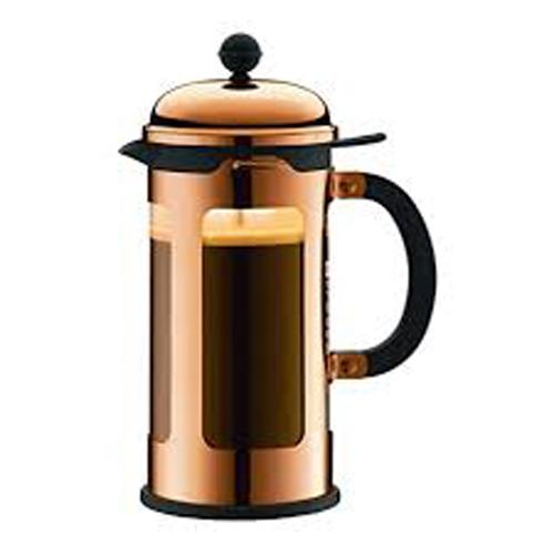 BODUM 1.0L擠壓式咖啡壺 11172-18 銅
