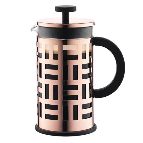 BODUM 1.0L擠壓式咖啡壺 11195-18 銅