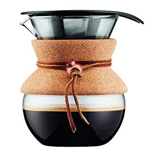 BODUM 0.5L滴漏式咖啡壺 11592-109 木色