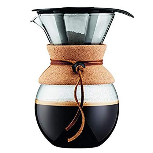 BODUM 1.0L滴漏式咖啡壺 11571-109 木色