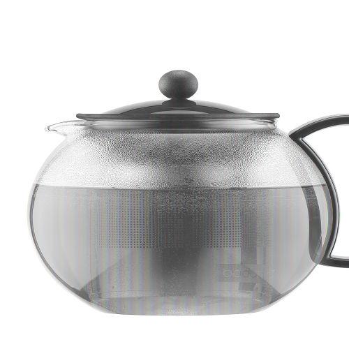 BODUM 1.0L茶壺 1805-01 黑