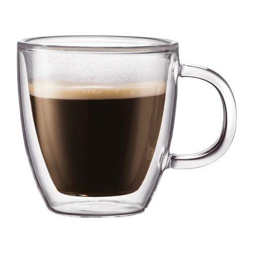 BODUM 0.3L雙層玻璃杯 10604-10 兩隻裝
