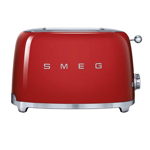 SMEG 兩片式多士爐 TSF01RDUK 紅
