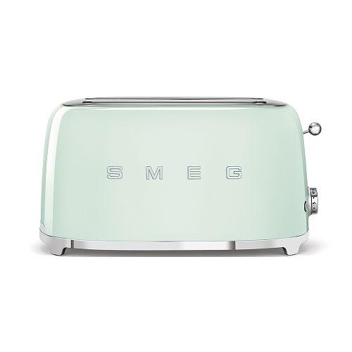 SMEG 四片式多士爐 TSF02PGUK 綠