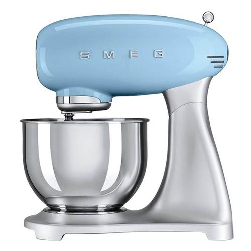SMEG 4.8L食物處理器 SMF01PBUK 藍