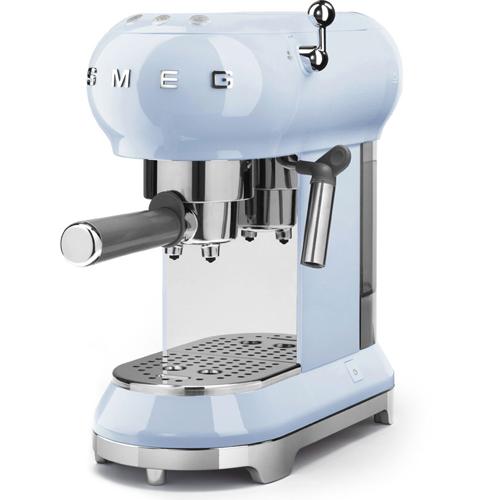 SMEG 咖啡機 ECF01PBUK 藍