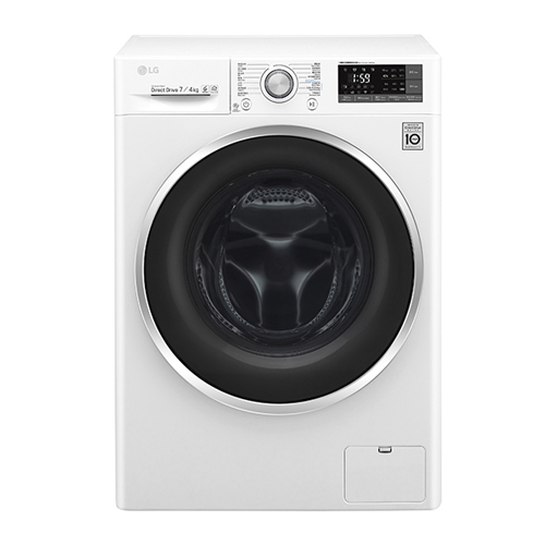 LG 7KG洗/4KG乾衣機 WF-C1207C3W
