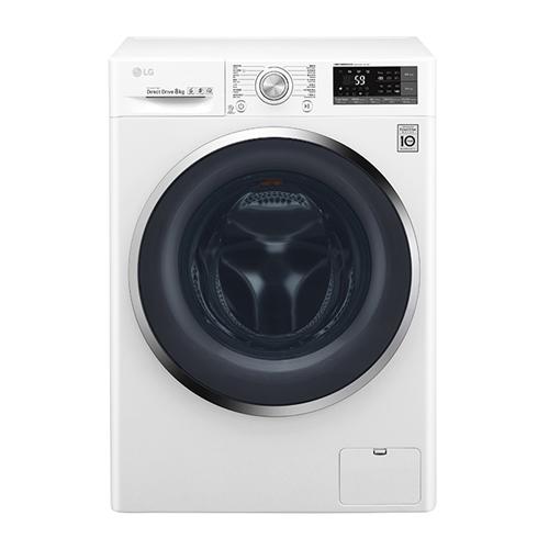 LG 8KG前置式洗衣機 WF-1408C3W