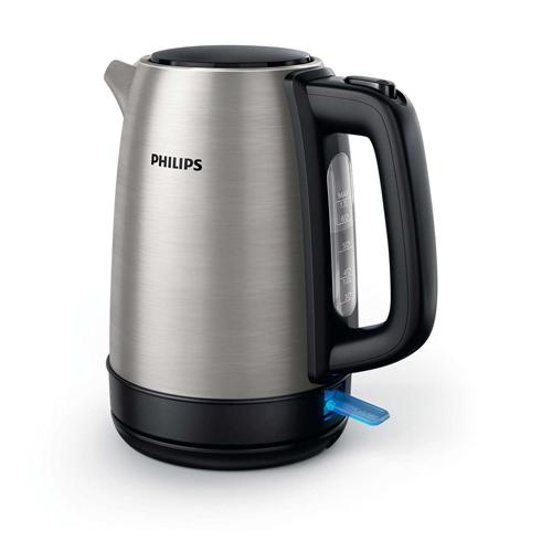 PHILIPS 1.7L無線電熱水壺 HD9350/92 不鏽鋼