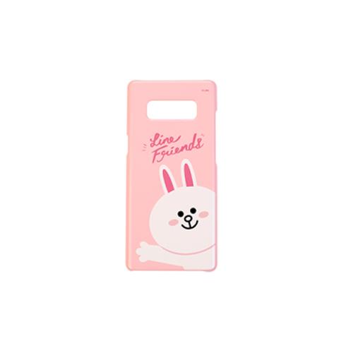 Samsung Note 8 兔兔保護套 pink