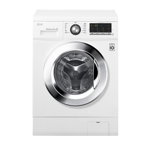 LG 7KG前置式洗衣機 WF-T1207MW