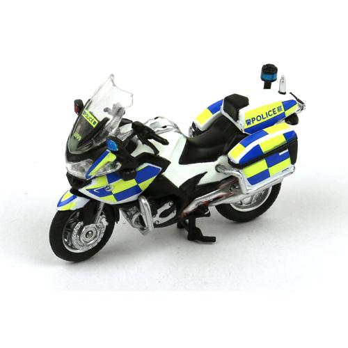 Tiny微影 87 寶馬R900RT 警察電單車 [1:43]
