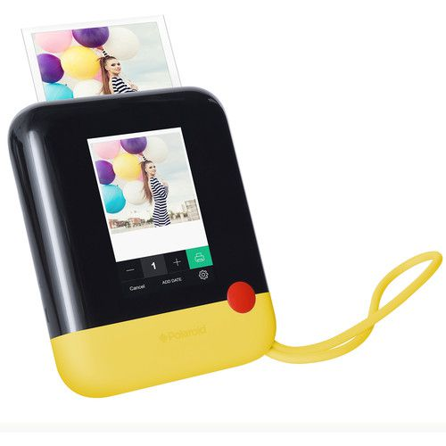 Polaroid POP Yellow