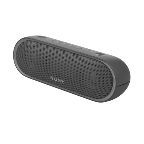 SONY Portable Wireless Bluetooth Speaker Black SRS-XB20/BC