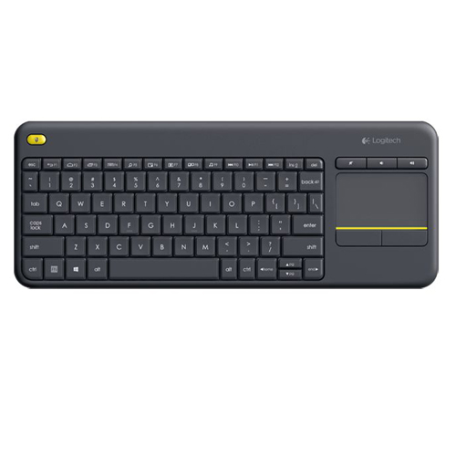Logitech Plue Wireless Touch Keyboard-AP K400