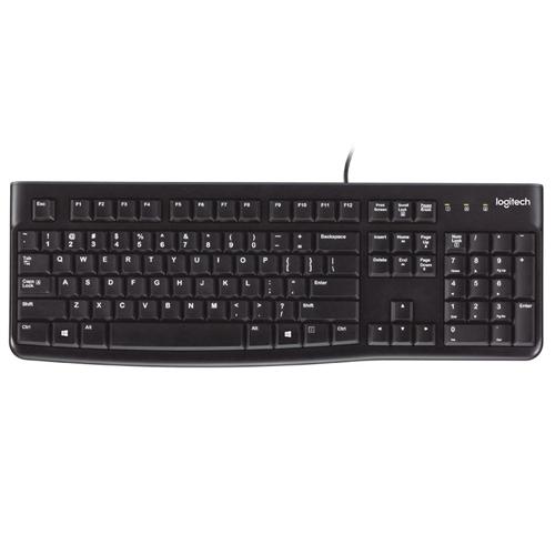 Logitech Wireless Keyboard-AP K120