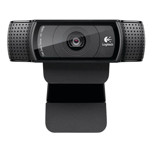 Logitech HD Pro Webcam C920R