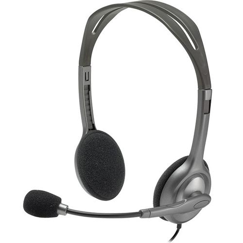 Logitech Stereo Headset-AP H110