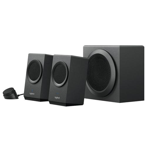 Logitech Bold Sound with Bluetooth Speaker Z337