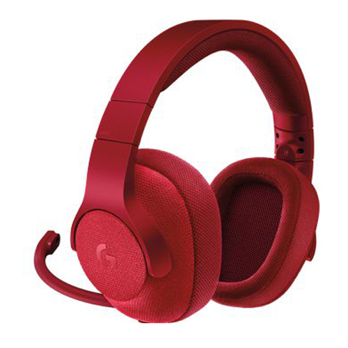 Logitech Prodigy Gaming Headset G433 Red