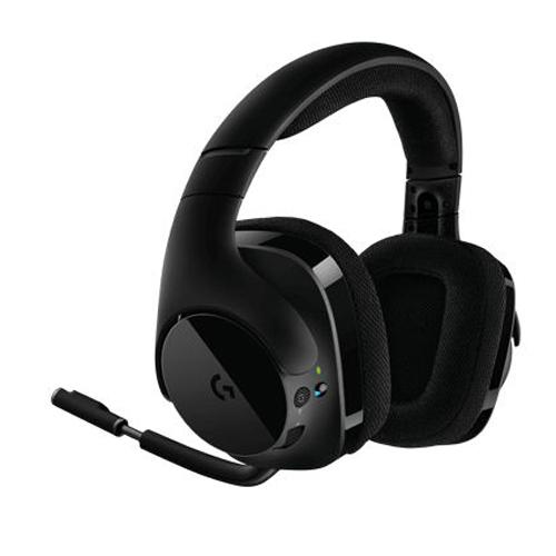 Logitech Wireless DTS 7.1 Surround Gaming Headset G533