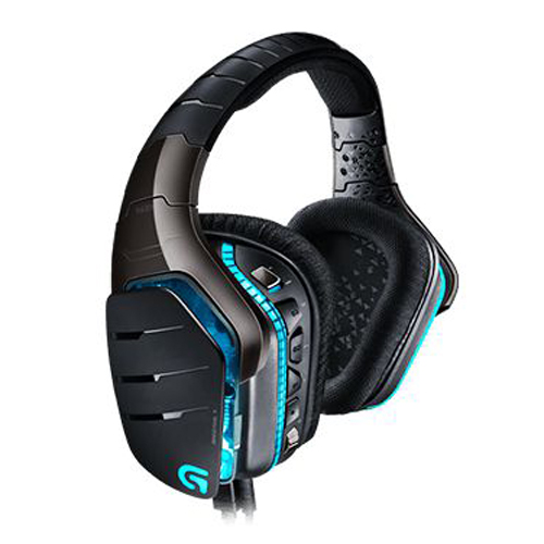 Logitech Wired Surround Sound Gaming Headset G633