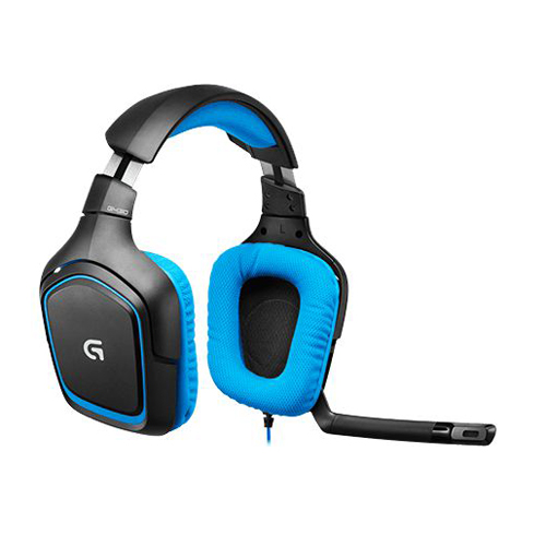 Logitech Surround Sound Headset G430