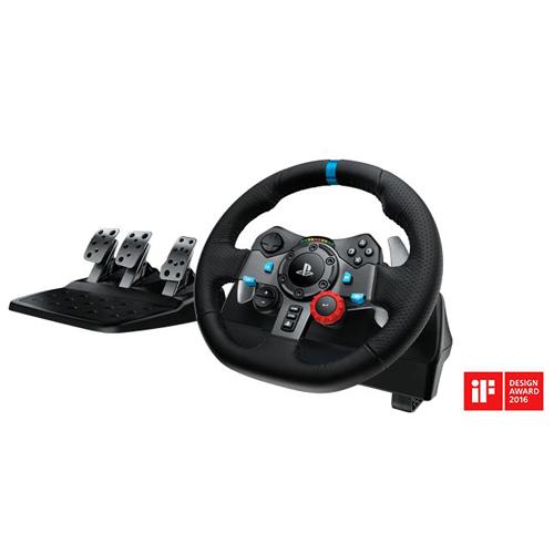Logitech Force Feedback Racing Wheel-UK G29