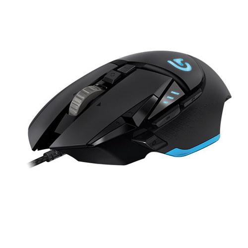 Logitech RGB-Proteus Spectrum Tunable Gaming G502