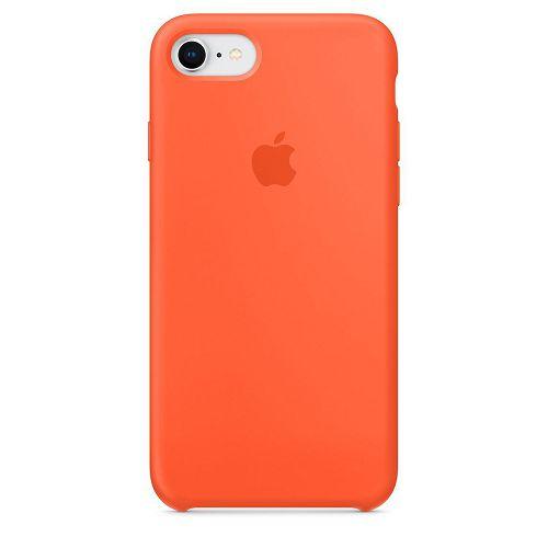 APPLE iPhone 8/7 Silicone Case Spicy Orange