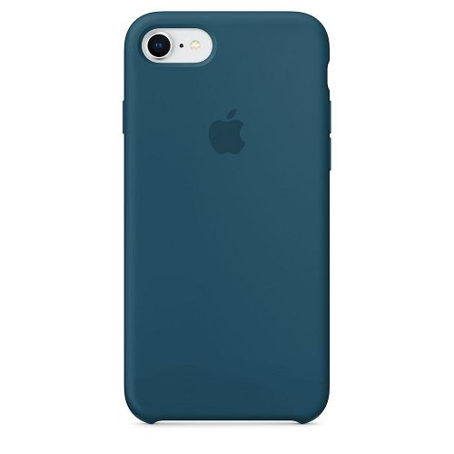 APPLE iPhone 8/7 Silicone Case Cosmos Blue