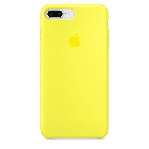 APPLE iPhone 8 Plus/7 Plus Silicone Case Flash