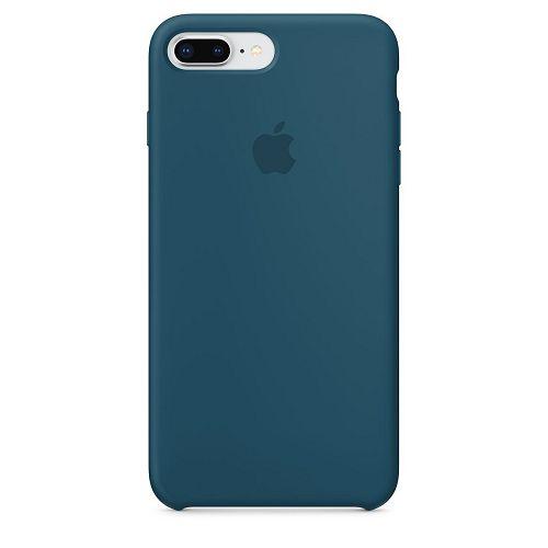 APPLE iPhone 8 Plus/7 Plus Silicone Case Cosmos Blue
