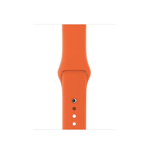 APPLE 38mm Spicy Orange Sport Band - S/M &M/L