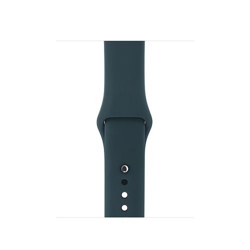 APPLE 38mm Dark Teal Sport Band - S/M &M/L