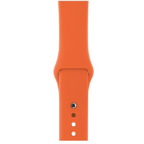 APPLE 42mm Spicy Orange Band- S/M &M/L