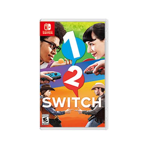 Nintendo 1-2-SWITCH [中/英文合版]