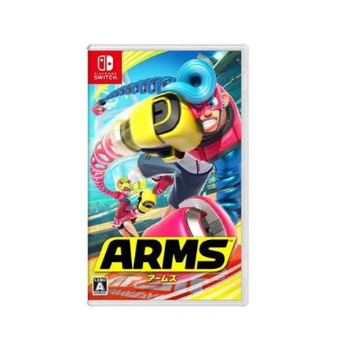 Nintendo ARMS (神臂鬥士) [中/日/英 合版]