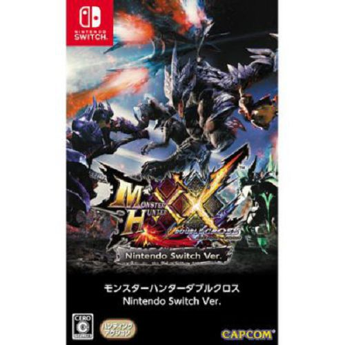 Nintendo Monster Hunter XX(怪物獵人XX) [日版]