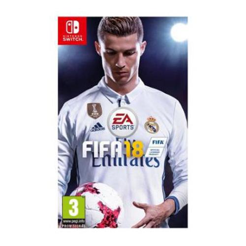 Nintendo FIFA18 (世界足球大賽2018) [日/英文 版]
