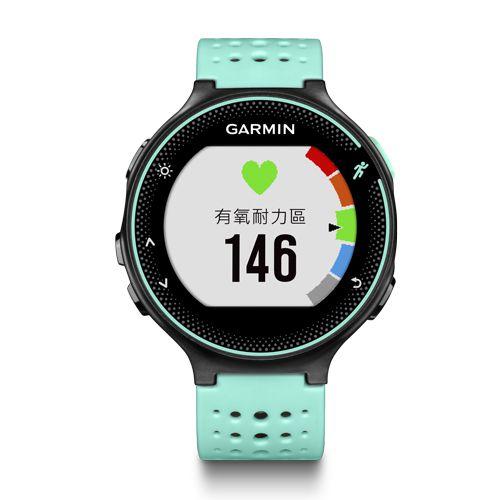 GARMIN Forerunner 235 GPS腕式心率跑錶[繁體版] Black/Blue Band
