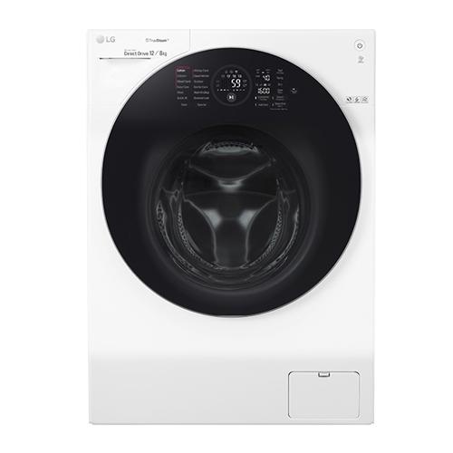 LG 12KG洗/8KG乾洗衣機 G-CS1612W