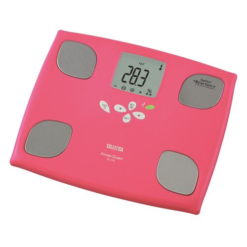 TANITA 脂肪分析磅 BC750紅