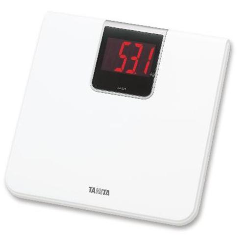 TANITA 輕巧電子體重磅 HD395
