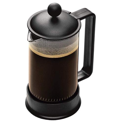 BODUM 0.35L咖啡壺 1543-01 黑