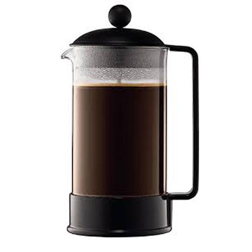 BODUM 1.0L咖啡壺 1548-01 黑