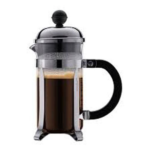 BODUM 0.35L擠壓式咖啡壺 1923-16 銀