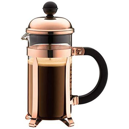 BODUM 0.35L擠壓式咖啡壺 1923-18 銅色