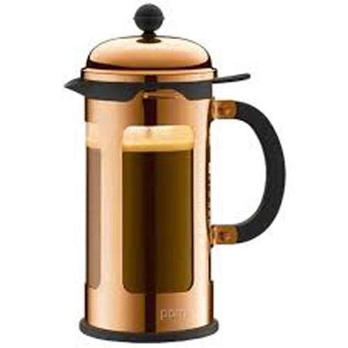 BODUM 0.35L擠壓式咖啡壺 11170-18 銅
