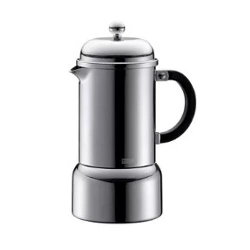 BODUM 0.35L咖啡壺 10617-16 銀